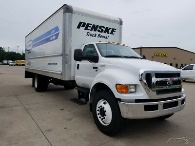 Penske Used Trucks - unit # 9264260 - 2015 Ford F650