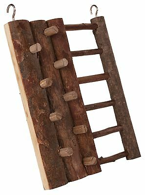6199 Trixie Wooden Hamster Gerbil Cage Climbing Wall Pet Toy