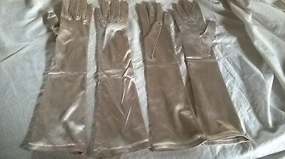 2 XPair,s Vintage French Gloves by NEYRET