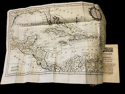 History Of America 1778 Two Large Maps