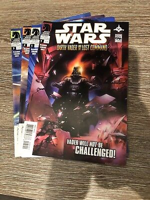Disney Star Wars Comic Collection. Darth Vader And The Lost Command
