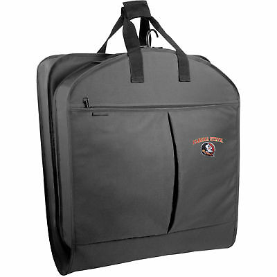Wally Bags Florida State Seminoles Black Polyester 40-inch Garment Bag with