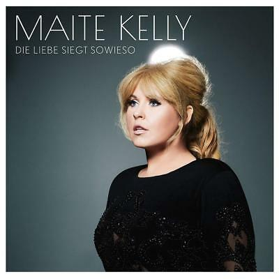MAITE KELLY Die Liebe siegt sowieso (Limited Deluxe Edition ) CD NEU & OVP 12.10