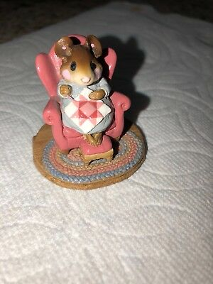 wee forest folk retired 1985 William Peterson signed