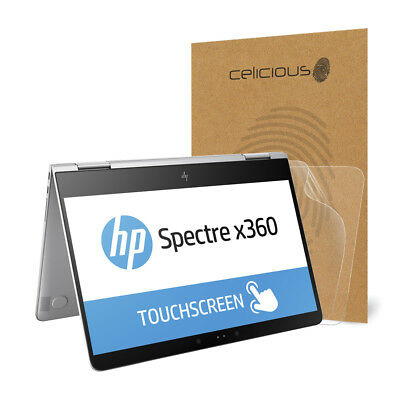 Celicious Matte HP Spectre x360 13-W Anti-Glare Screen Protector [Pack of 2]