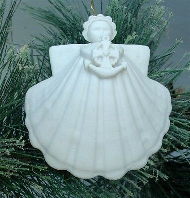 """Margaret Furlong 3"""" Porcelain Anchor Of My Soul Ornament BRAND NEW Free Shipping"""