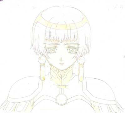 Anime Genga not Cel Angel Links #3