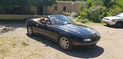 1995 Mazda MX-5 Miata Leather 1995 Mazda Miata New Engine Restore and Upgrades