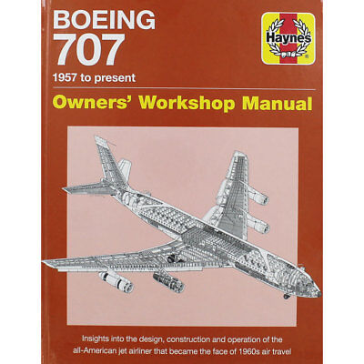 Haynes - Boeing 707 Manual by Charles Kennedy (Hardback), Non Fiction Books, New
