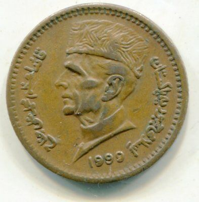 India State copper Anna? VS 1999 (1942) reeded  lotsep2721