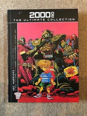 2000AD The Ultimate Collection - ABC Warriors Volume 1