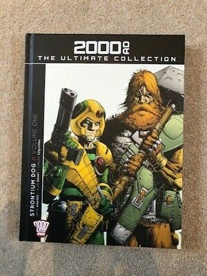 2000AD The Ultimate Collection - Strontium Dog - Volume 1