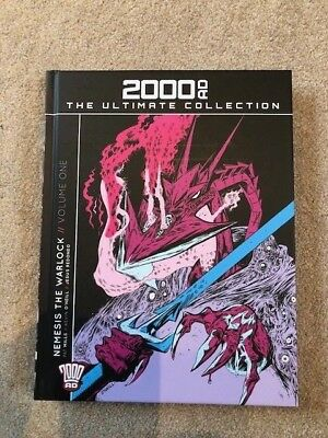 2000AD The Ultimate Collection - Nemesis the Warlock - Volume 1