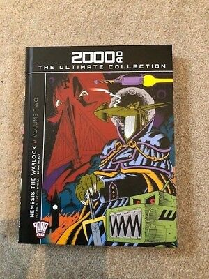 2000AD The Ultimate Collection - Nemesis the Warlock - Volume 2