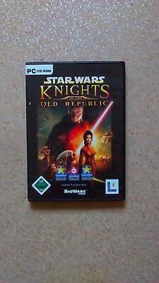 STAR WARS KNIGHTS OF THE OLD REPUBLIC, Zustand: sehr gut
