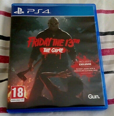 Friday the 13th: The Game for Sony Playstation 4 (PS4)