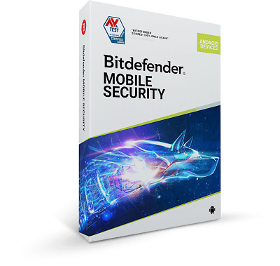 Central Account Only - No Code Bitdefender Mobile Security for Android