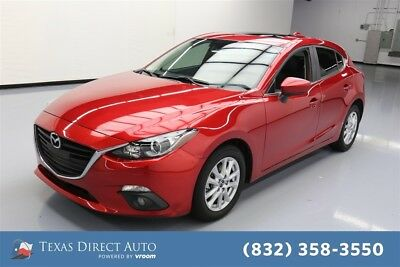 Mazda Mazda3 i Grand Touring Texas Direct Auto 2016 i Grand Touring Used 2L I4 16V Automatic FWD Hatchback