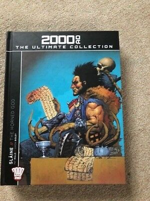 2000AD The Ultimate Collection - Slaine - The Horned God