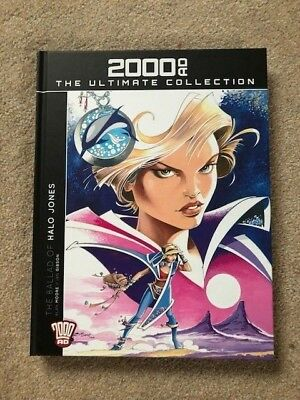 2000AD The Ultimate Collection - The Ballad of Halo Jones