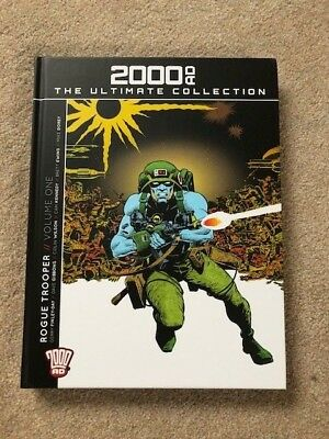 2000AD The Ultimate Collection - Rogue Trooper - Volume One