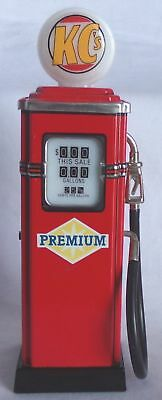 Hallmark Kiddie Car Classics Pedal Power Premium Gas Pump Retired