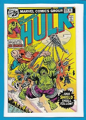 Incredible Hulk #199_May 1976_Very Fine_Doc Samson_Nick Fury_Bronze Age Marvel!