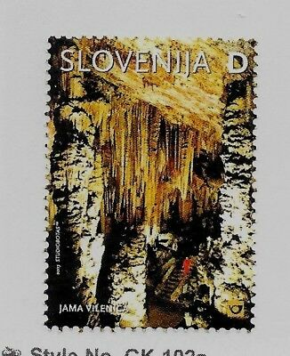 SLOVENIA Sc 518 NH issue of 2003 - NATURE - CAVE