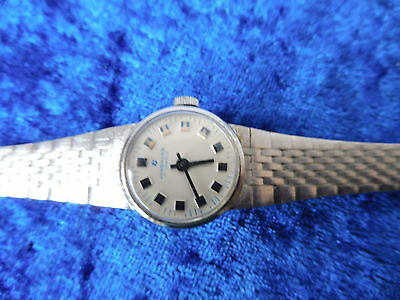 Beautiful, Old Wrist Watch __Junghans__ 835 Silver__