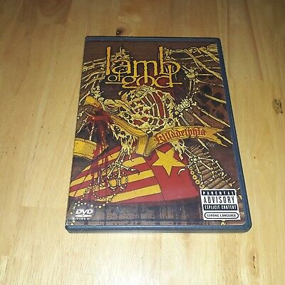 Lamb Of God ( Killadelphia ) DVD