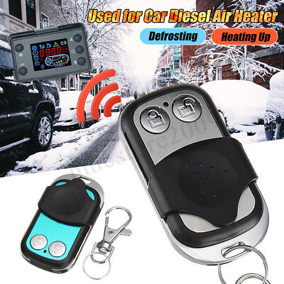 Remote Control Temperature Regulation Accessories For Diesel Air Heater Trailer