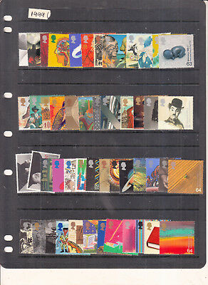 Gb 1990-2000 Any Year, All Commemorative Sets Issued Umm/mnh Ebay Only