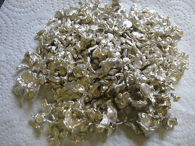 949 Grams .999 Solid Silver Bullion Casting Pieces Ideal For Bars / Ingots Etc