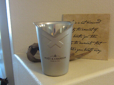 VINTAGE  Moet & Chandon Champagne Large Ice Bucket ! MUST SEE THE PICTURES