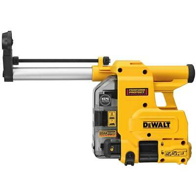 DeWALT DWH304DH 17.3-Inch Heavy Duty OSHA Dust Extractor for Rotary Hammer
