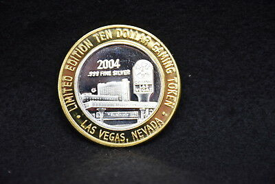 2004 Limited Edition $10 Gaming Token