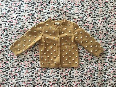 H&M Baby Girl Cardigan