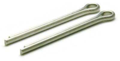 """3/8"""" Stainless Steel Cotter Pins 304 Stainless Steel Split Pins - QTY 25"""