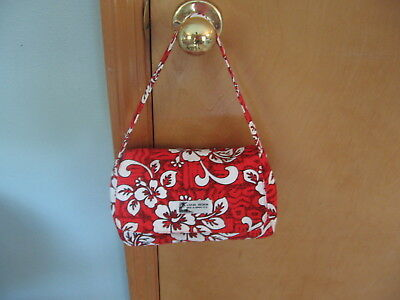 Local Design Made In Hawaii U.S.A. Floral Purse Hand Bag