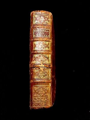 1758 Dictionary Of Portable Councils