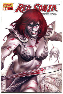 RED SONJA #1, NM-, She-Devil, Sword, Joseph Linsner, Femme, 2005, more in store