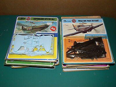 Airfix 1/72 & 54mm Type 4 / 1970's Blister Pack Model Kits - Select from list