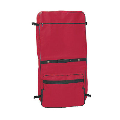 Goodhope Deluxe Garment Bag Red