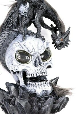 Evil Dead Skull And Dragon
