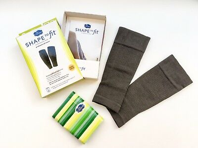 Dr. Comfort Graduated Calf Sleeve - Bamboo Charcoal Compression Wear