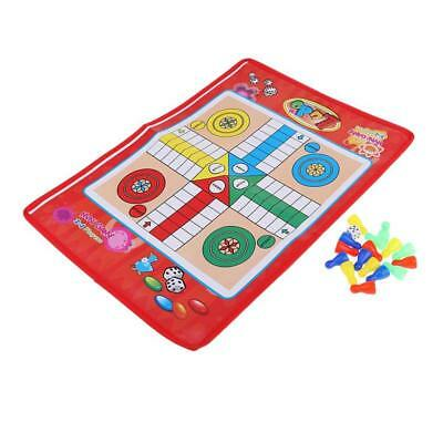 LUDO Traditional Children's and Family Board Game Kids & Adults Toy LC