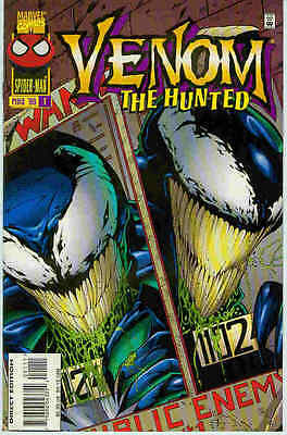 Venom: The Hunted # 1 (of 3, 48 pages) (USA, 1996)