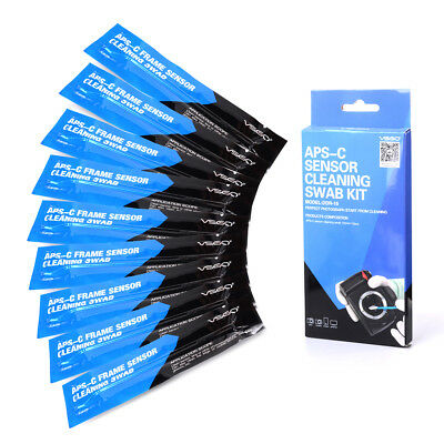Perfect Applied 10X Sensor Cleaning CMOS SWAB Cleaner Kit for Camera DSLR DC580