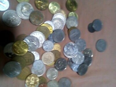 Large lot of PRC & South Korea current coins total of (63) coins   lotsep4647