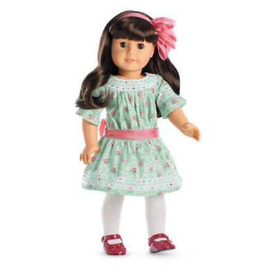 """American Girl SAMANTHA SPECIAL DAY DRESS for 18"""" Dolls Samantha's Clothes NEW"""
